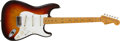 Musical Instruments:Electric Guitars, 1958 Fender Stratocaster Sunburst Guitar, #22631.... (Total: 2 )