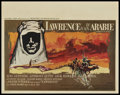 "Movie Posters:Academy Award Winners, Lawrence of Arabia (Columbia, 1962). Belgian (14"" X 22""). Academy Award Winners.. ..."