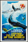 "Movie Posters:Documentary, Voyage to the Edge of the World (R. C. Riddell and Associates, 1977). One Sheet (27"" X 41"") Flat Folded. Documentary.. ..."