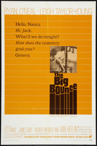 """The Big Bounce Lot (Warner Brothers-Seven Arts, 1969). One Sheets (2) (27"""" X 41""""). Drama. ... (Total: 2 Items)"""