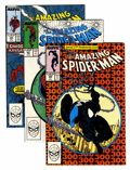 Modern Age (1980-Present):Superhero, The Amazing Spider-Man #300-363 Group (Marvel, 1988-92) Condition:Average NM.... (Total: 64 Comic Books)