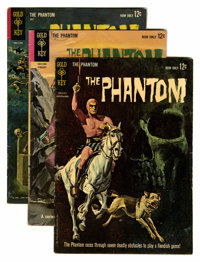 Phantom Group (Gold Key, 1962-) Condition: Average VG.... (Total: 24 Comic Books)