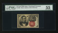 Fractional Currency:Fifth Issue, Fr. 1266 10¢ Fifth Issue PMG About Uncirculated 55.. ...