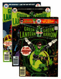 Bronze Age (1970-1979):Superhero, Green Lantern #90-160 Group (DC, 1976-83) Condition: Average NM-.... (Total: 71 Comic Books)