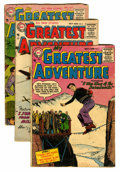 Golden Age (1938-1955):Adventure, My Greatest Adventure Group (DC, 1955-61) Condition: Average GD/VG.... (Total: 46 Comic Books)
