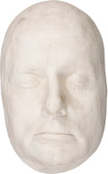 Movie/TV Memorabilia:Memorabilia, Michael Douglas War of the Roses Life Mask....