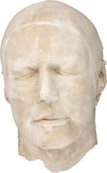 Movie/TV Memorabilia:Memorabilia, Glenn Close Life Mask....