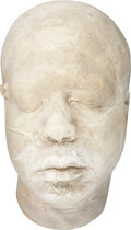 Movie/TV Memorabilia:Memorabilia, Forest Whitaker Life Mask....