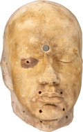 Movie/TV Memorabilia:Memorabilia, Tim Robbins Amazing Stories Life Mask....