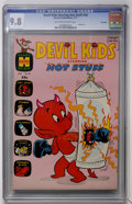 Bronze Age (1970-1979):Humor, Devil Kids #50 File Copy (Harvey, 1971) CGC NM/MT 9.8 Off-white towhite pages....