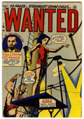Golden Age (1938-1955):Crime, Wanted Comics #27 Mile High pedigree (Toytown , 1950) Condition: FN....