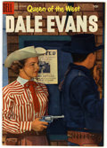 Golden Age (1938-1955):Western, Queen of the West Dale Evans #8 Mile High pedigree (Dell, 1955) Condition: VF/NM....