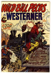 The Westerner #36 Mile High pedigree (Toytown, 1951) Condition: NM+