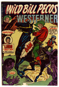 The Westerner #39 Mile High pedigree (Toytown, 1951) Condition: NM-