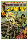 Golden Age (1938-1955):War, Monty Hall of the U. S. Marines #5 Mile High pedigree (Toby Publishing, 1952) Condition: VF/NM....