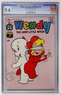 Wendy, the Good Little Witch #24 File Copy (Harvey, 1964) CGC NM+ 9.6 Cream to off-white pages