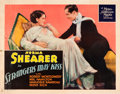 "Movie Posters:Drama, Strangers May Kiss (MGM, 1931). Half Sheet (22"" X 28"").. ..."