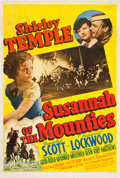 "Movie Posters:Drama, Susannah of the Mounties (20th Century Fox, 1939). One Sheet (27"" X 41"").. ..."