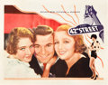 "Movie Posters:Musical, 42nd Street (Warner Brothers, 1933). Lobby Card (11"" X 14"").. ..."