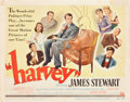 "Movie Posters:Comedy, Harvey (Universal International, 1950). Title Lobby Card and LobbyCard (11"" X 14"").. ... (Total: 2 Items)"