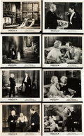"Movie Posters:Horror, Dracula (Universal, 1931). British Front of House Photos (8) (8"" X10"").. ... (Total: 8 Items)"