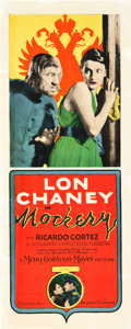 "Movie Posters:Drama, Mockery (MGM, 1927). Insert (14"" X 36"").. ..."