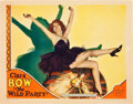 "Movie Posters:Comedy, The Wild Party (Paramount, 1929). Lobby Card (11"" X 14"").. ..."