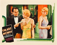 "Smart Money (Warner Brothers, 1931). Lobby Card (11"" X 14"")"