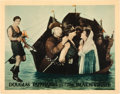 "Movie Posters:Swashbuckler, The Black Pirate (United Artists, 1926). Lobby Cards (3) (11"" X14"").. ... (Total: 3 Items)"