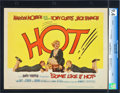 "Movie Posters:Comedy, Some Like It Hot (United Artists, 1959). CGC Graded Title LobbyCard and Lobby Cards (3) (11"" X 14"").. ... (Total: 4 Items)"