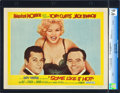 """Movie Posters:Comedy, Some Like It Hot (United Artists, 1959). CGC Graded Lobby Cards (4)(11"""" X 14"""").. ... (Total: 4 Items)"""