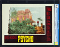 "Movie Posters:Hitchcock, Psycho (Paramount, 1960). CGC Graded Lobby Card (11"" X 14"").. ..."