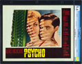 "Movie Posters:Hitchcock, Psycho (Paramount, 1960). CGC Graded Lobby Cards (4) (11"" X 14"")..... (Total: 4 Items)"
