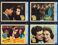 "Movie Posters:Adventure, Four Men and a Prayer (20th Century Fox, 1938). CGC Graded LobbyCard Set of 8 (11"" X 14"").. ... (Total: 8 Items)"