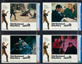 "Movie Posters:Crime, Dirty Harry (Warner Brothers, 1971). CGC Graded Lobby Card Set of 8(11"" X 14"").. ... (Total: 8 Items)"