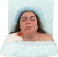 Movie/TV Memorabilia:Props, Rosie O'Donnell Nip/Tuck Surgical Bust....