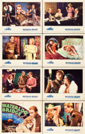 "Movie Posters:Drama, Waterloo Bridge (Universal, 1931). Lobby Card Set of 8 (11"" X14"").. ... (Total: 8 Items)"