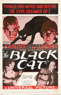 Movie Posters:Horror, The Black Cat (Universal, 1934). Pressbook (Multiple Pages).. ...