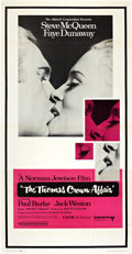"Movie Posters:Crime, The Thomas Crown Affair (United Artists, 1968). Three Sheet (41"" X81"").. ..."