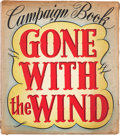 "Movie Posters:Academy Award Winners, Gone with the Wind (MGM, 1939). Pressbook (17"" X 19"") (MultiplePages).. ..."