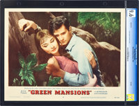 "Green Mansions (MGM, 1959). CGC Graded Lobby Card (11"" X 14"")"