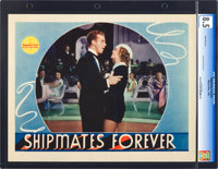 "Shipmates Forever (Warner Brothers - First National, 1935). CGC Graded Lobby Card (11"" X 14"")"