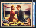 "Movie Posters:Musical, Show Boat (Universal, 1936). CGC Graded Lobby Card (11"" X 14"").. ..."