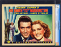 "Movie Posters:Drama, Mr. Smith Goes to Washington (Columbia, 1939). CGC Graded LobbyCard (11"" X 14"").. ..."