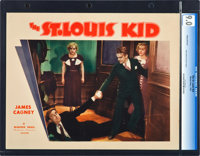 """The St. Louis Kid (Warner Brothers, 1934). CGC Graded Lobby Card (11"""" X 14"""")"""