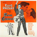 """Movie Posters:Elvis Presley, King Creole (Paramount, 1958). Six Sheet (81"""" X 81"""").. ..."""