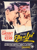 "Movie Posters:Romance, An Affair to Remember (20th Century Fox, 1957). French Grande (47"" X 63"").. ..."
