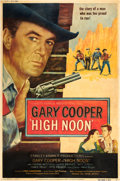 "Movie Posters:Western, High Noon (United Artists, 1952). Poster (40"" X 60"") Style Y.. ..."