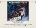 """Movie Posters:Science Fiction, The Empire Strikes Back (20th Century Fox, 1980). Half Sheet (22"""" X 28"""") Style A.. ..."""