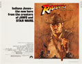 "Movie Posters:Adventure, Raiders of the Lost Ark (Paramount, 1981). Half Sheet (22"" X 28"")....."